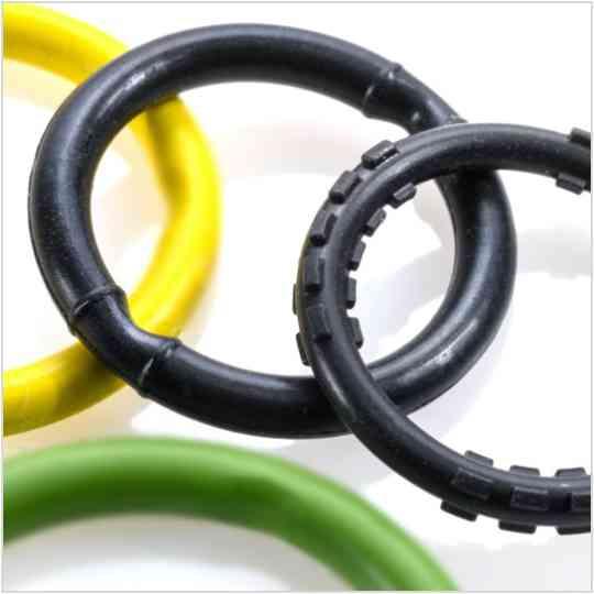 O-rings, special design